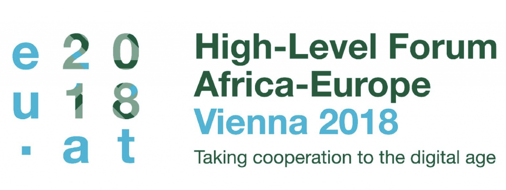 EU Africa High Level Forum Vienna